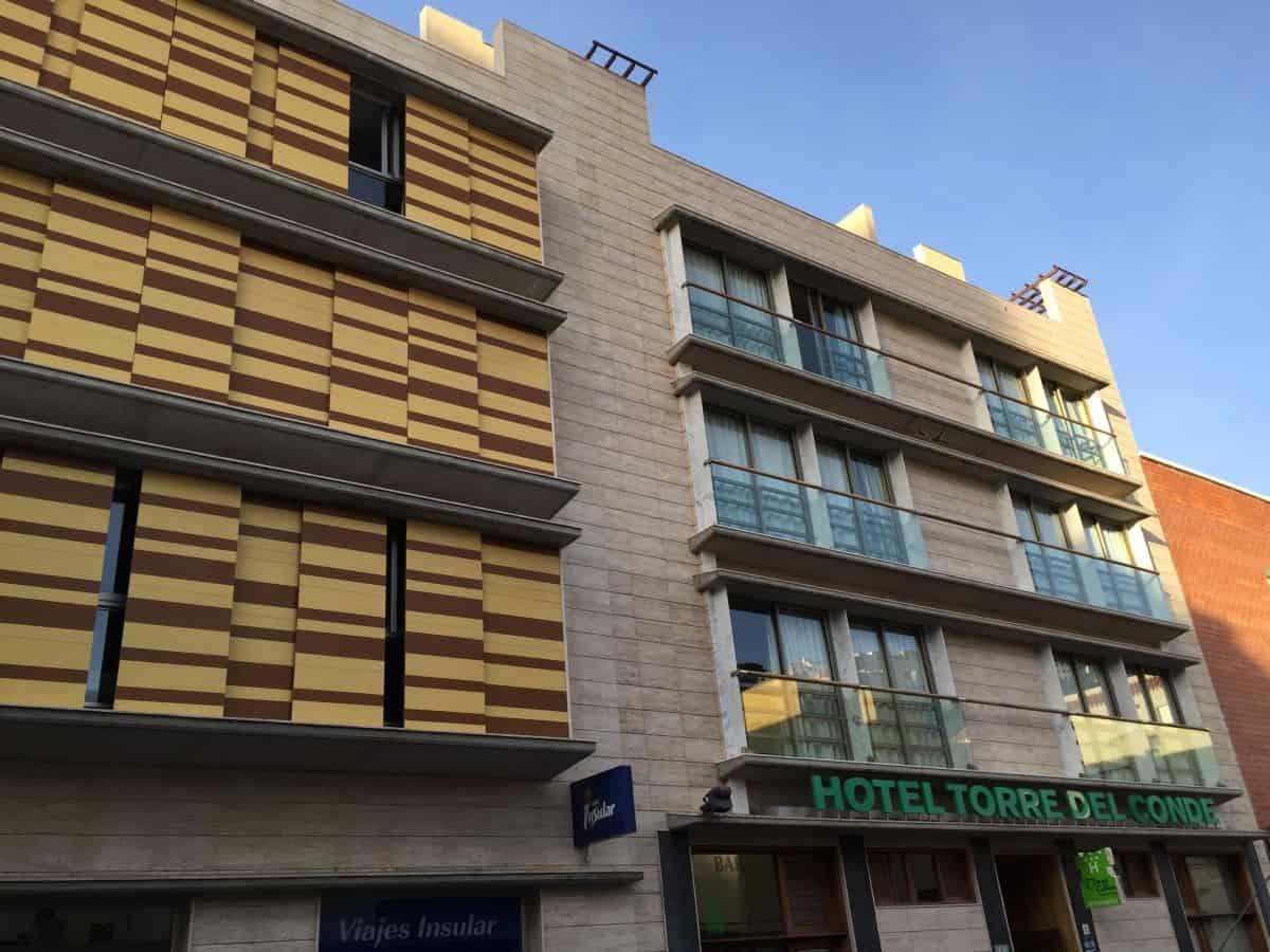 Hotel Torre Del Conde Booking De